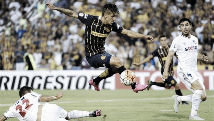 Rosario Central - Nacional (URU): puntuaciones del canalla, Fecha 1, Copa Libertadores 2016