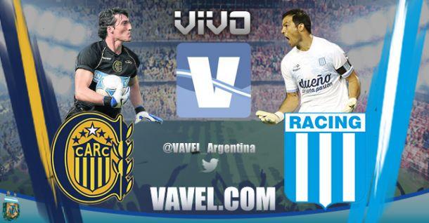 Resultado Rosario Central - Racing 2014 (0-3)