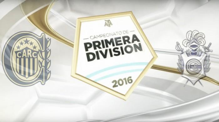 Resultado Rosario Central - Gimnasia de la Plata (0-1)