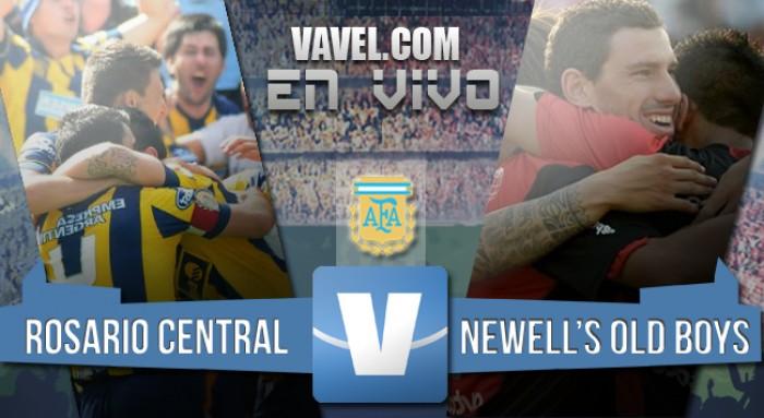 Rosario Central 2-0 Newell's: clásico azul y amarillo