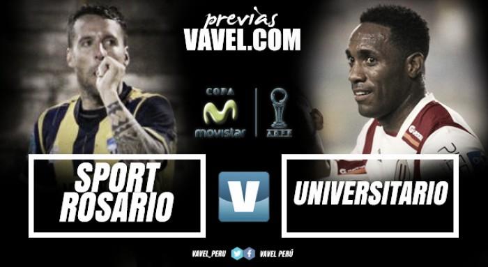 Previa Sport Rosario -Universitario: Para no despegarse de arriba