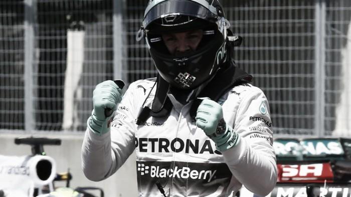 """Toto Wolff: """"Rosberg no puede permitirse errores"""""""
