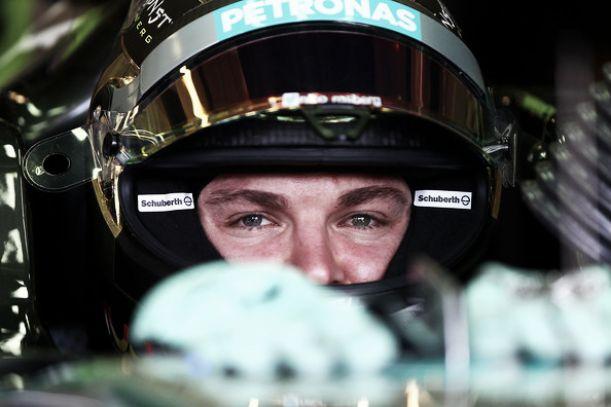 """Nico Rosberg: """"El accidente de Hamilton lo facilita todo"""""""