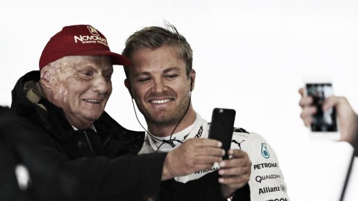 Diretor da Mercedes anuncia que extensão de contrato com Nico Rosberg está próxima