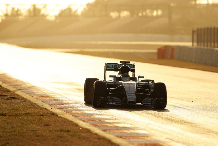 """F1, Rosberg: """"Non vedo l'ora di spingere"""""""