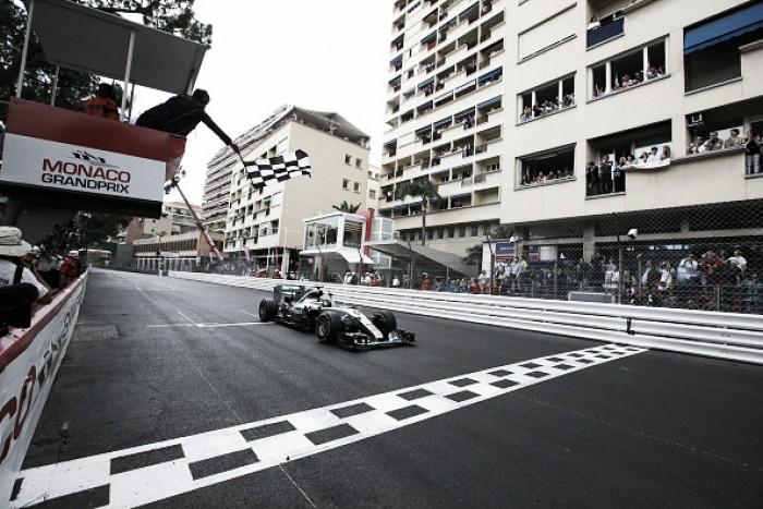Estatísticas do Grande Prêmio de Mônaco de Fórmula 1