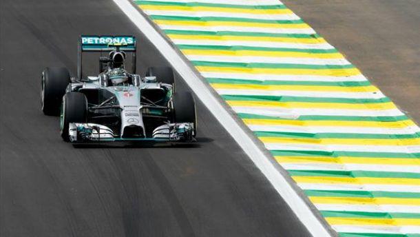 Rosberg ne tremble pas