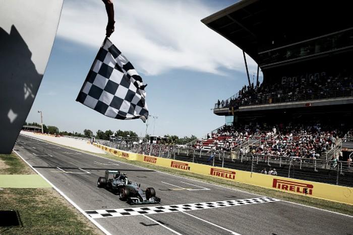 Estatísticas do Grande Prêmio da Espanha de Fórmula 1