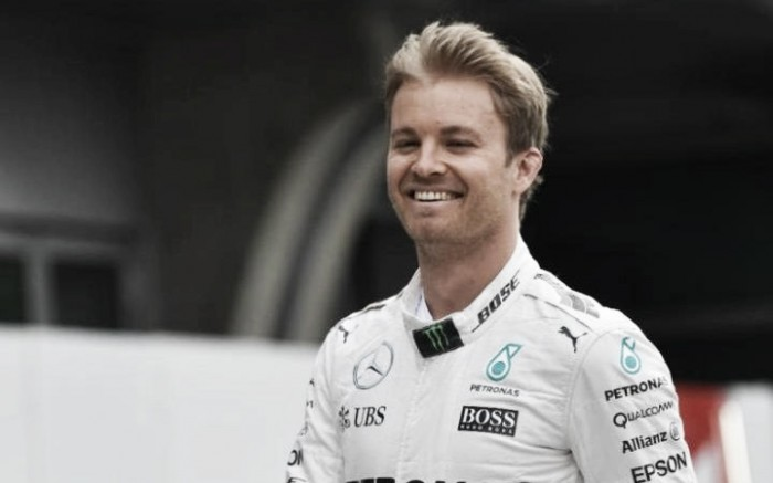 Rosberg seizes pole position from Hamilton amidst qualifying chaos in Hungary