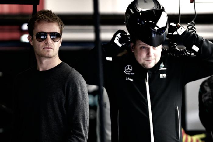 """Rosberg: """"Hamilton y yo ya no somos rivales, no veo motivo para no volver a ser amigos"""""""