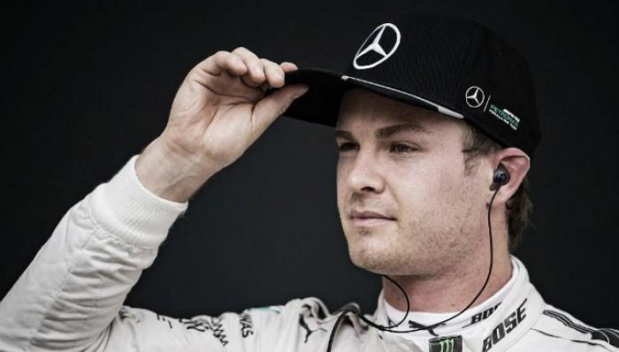 """Nico Rosberg: """"Hamilton ha sido más rápido hoy, pero mañana lo daré todo"""""""