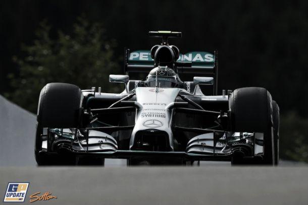 Mercedes continúa con su dominio en la vuelta de la Fórmula 1