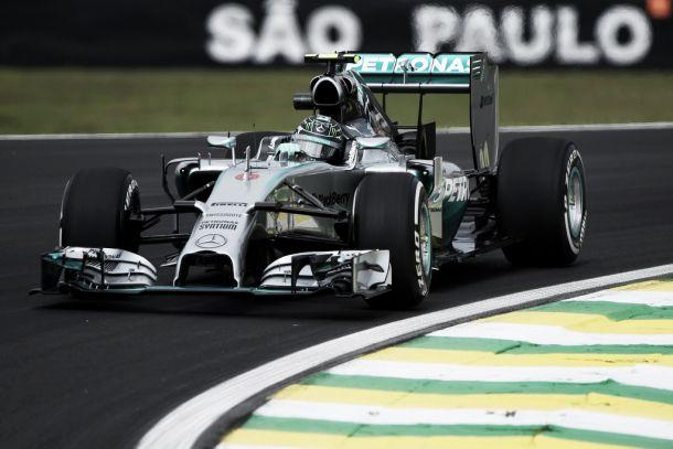 FP2 do GP do Brasil: Liderança sem surpresas