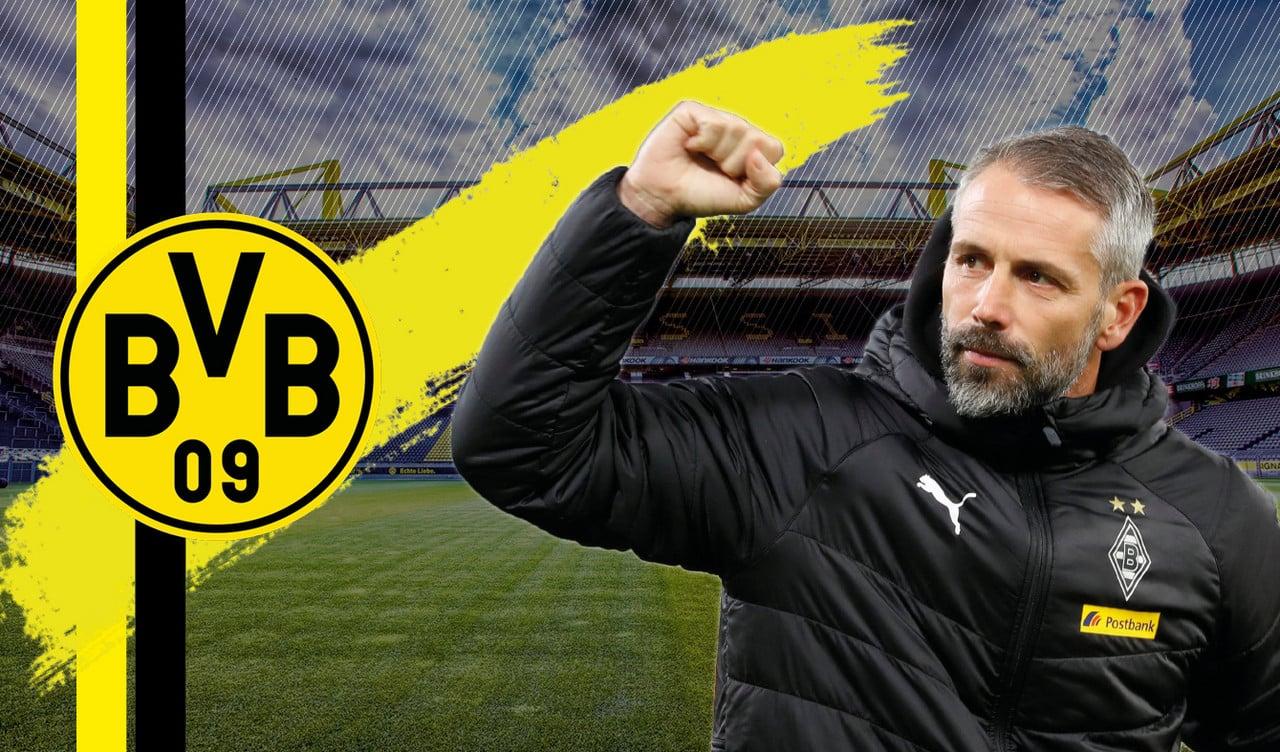 Marco Rose named Borussia Dortmund boss
