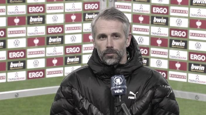 Marco Rose fala de azar do Dortmund na Supercopa; Reus viu chances contra o Bayern
