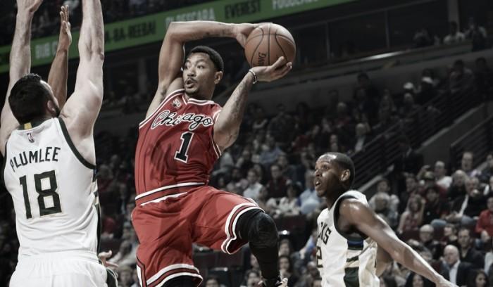 Chicago se adjudicó el duelo de vecinos y se mete parcialmente en playoffs