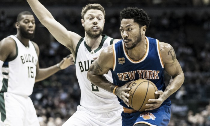 NBA - I Milwaukee Bucks sempre più vicini a Derrick Rose