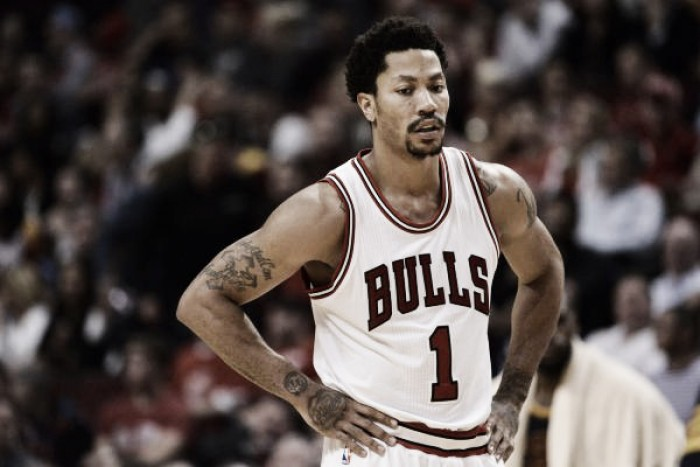 Chicago Bulls acerta troca de Derrick Rose com New York Knicks