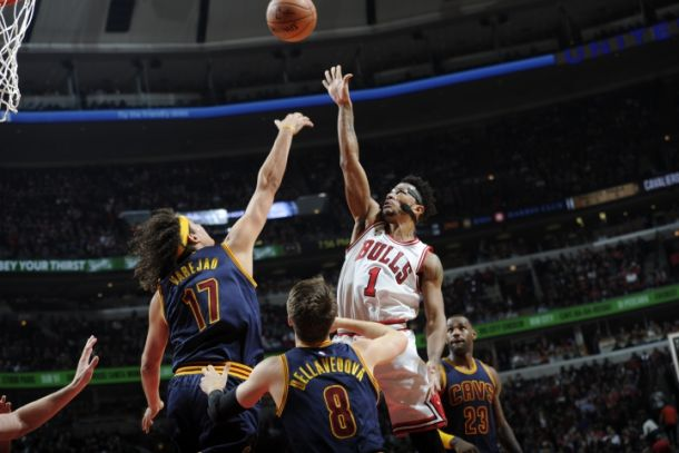 Chicago Bulls Open 50th Season With Sensational Win Over Cleveland Cavaliers