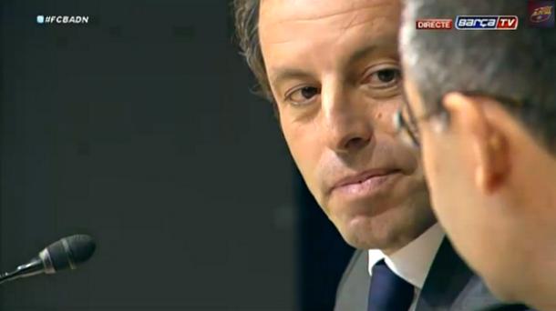 OFFICIEL : Sandro Rosell démissionne de son poste de président du FC Barcelone