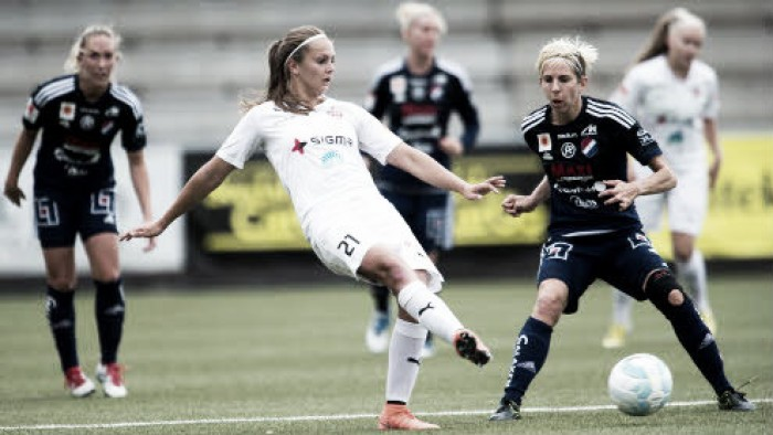 Damallsvenskan Week 11 Round-up: Zoe Ness' last-gasp equaliser sees Malbackens climb out of the relegation places