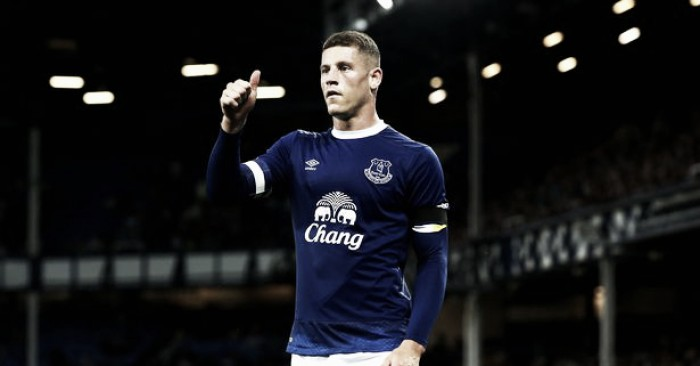 Everton 4-0 Yeovil Town analysis: Double for Kone as Barkley shines bright