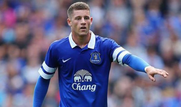 Barkley Signs New Contract at Goodison