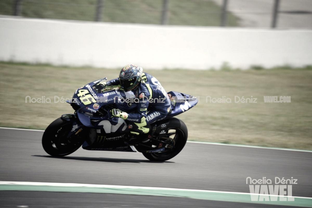 """MotoGP - Rossi: """"L'obiettivo è il secondo posto in classifica"""""""