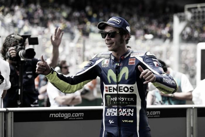"""Valentino Rossi: """"Creo que este año seremos competitivos"""""""