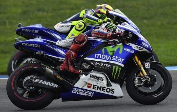 MotoGP -Confronto Rossi-Lorenzo: il trend 2014 potrebbe non bastare