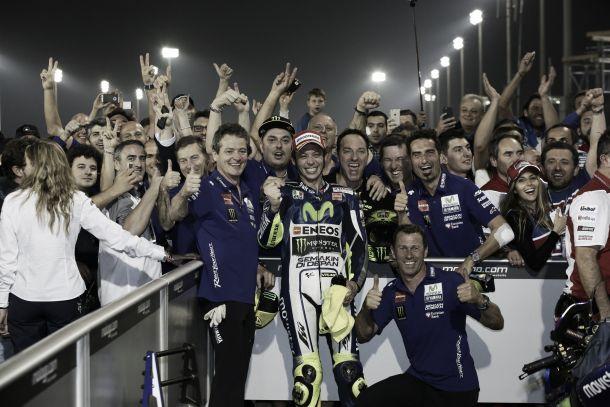 Valentino Rossi es inmortal