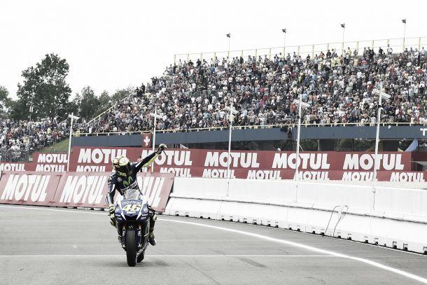 Assen y el fin de semana perfecto de Valentino Rossi