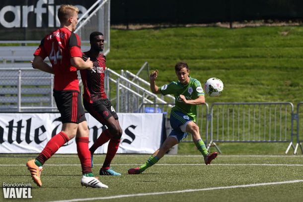 Sounders 2 Knock Off Timbers 2; Advance To Face Real Salt Lake