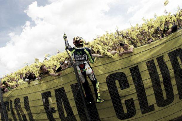 Valentino Rossi sigue siendo el rey