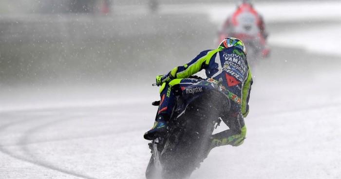 Moto: Assen, 1/o Rossi, Dovizioso leader