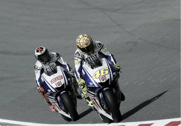 Flashback Sachsenring 2009: duelo de titanes