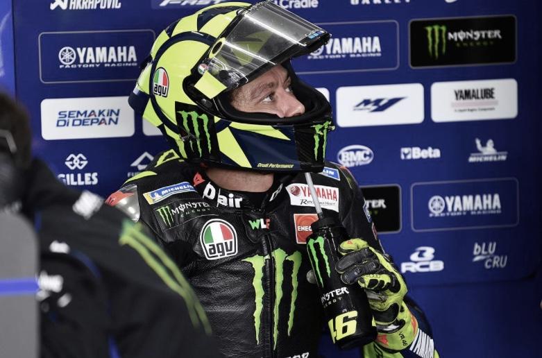 """Briatore sobre Rossi: """"Le aconsejo que deje el motociclismo"""""""