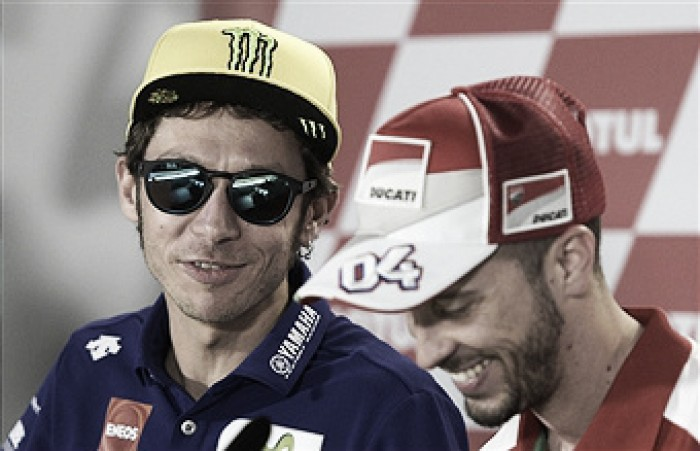Valentino Rossi motivated for a busy second half of the season