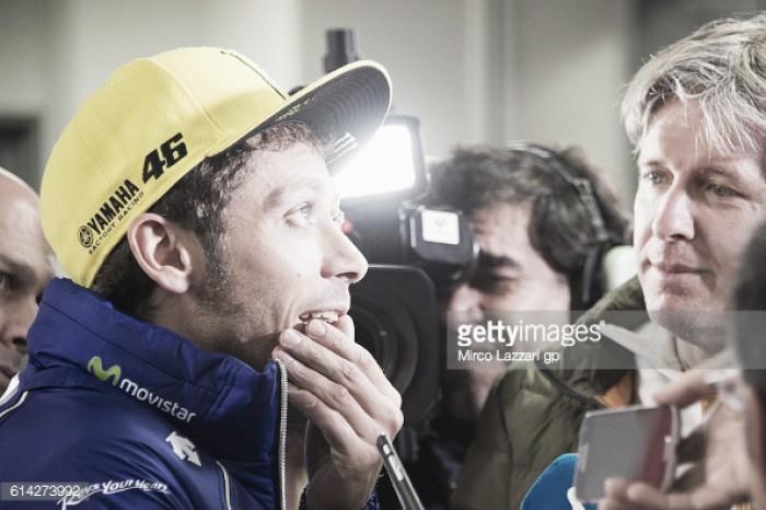 Rossi discusses Motegi ahead of the 15th round of the MotoGP season