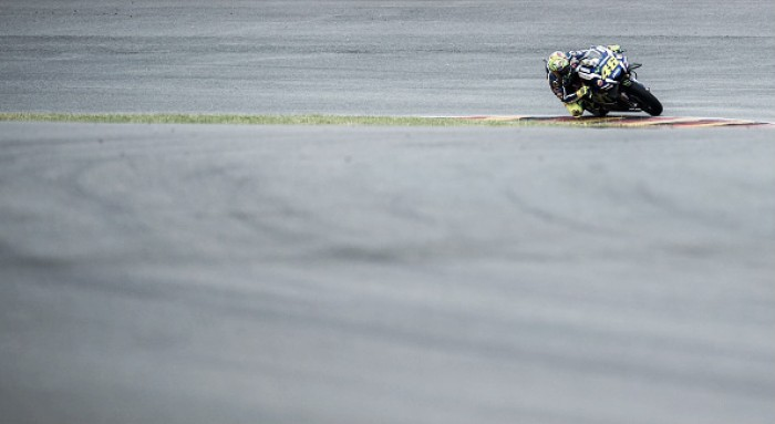 Were intermediate tyres the right choice for Rossi at Sachsenring?