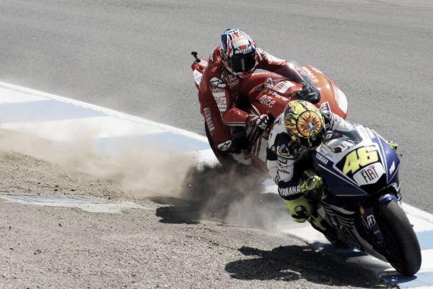 Huellas del motociclismo moderno
