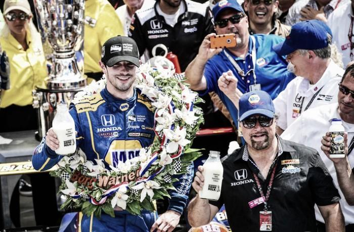 Un nuevo ganador en Indy