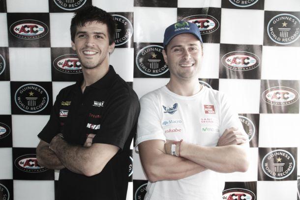 TC: Rossi - Ledesma, mano a mano hemos quedado