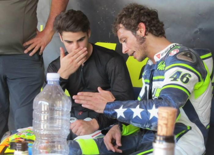 """Moto3, parla la mamma di Fenati: """"Il team non ha mantenuto le promesse, Rossi trovi una moto a mio figlio"""""""