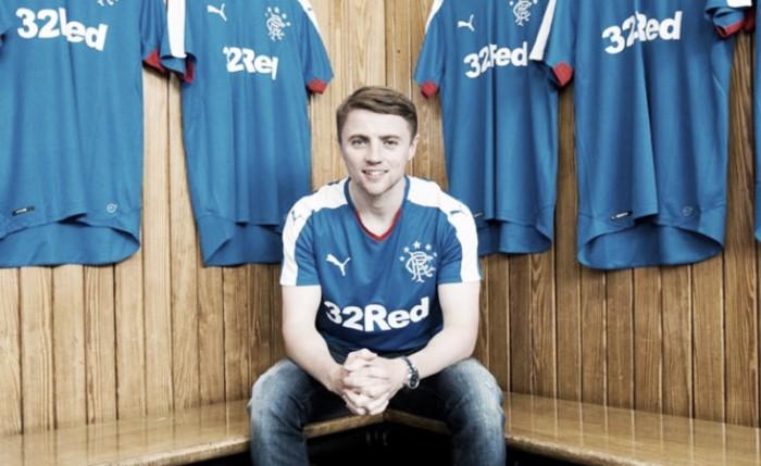 Liverpool Academy graduate Jordan Rossiter completes Rangers switch