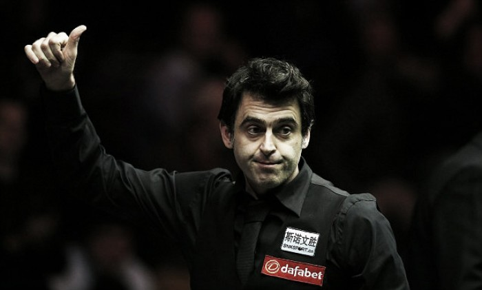 Ronnie O'Sullivan to play at World Grand Prix