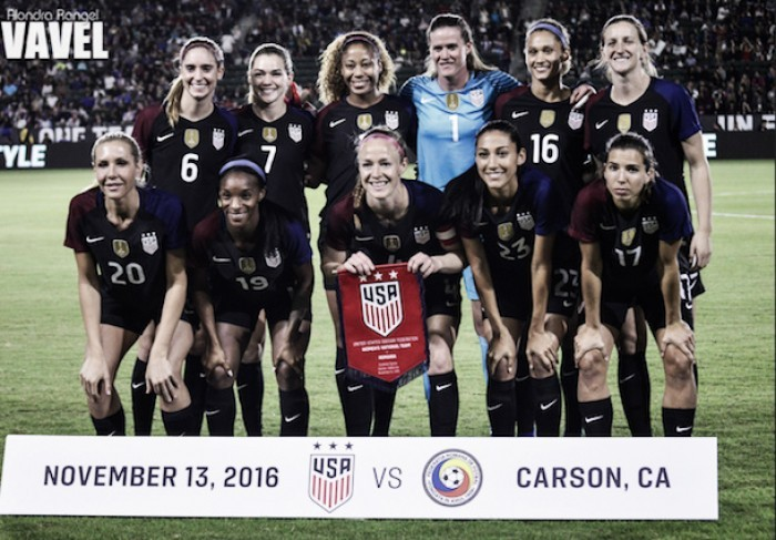 USWNT could play Australia, Brazil, Japan in the summer