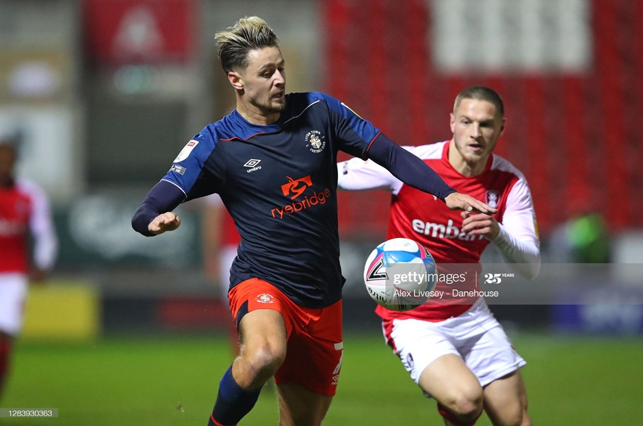 Rotherham United 0-1 Luton Town: Collins gives Hatters win