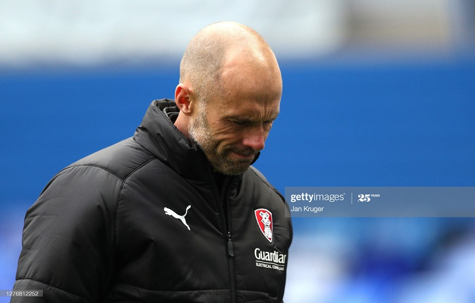 The key quotes from Paul Warne after Rotherham's defeat to Luton