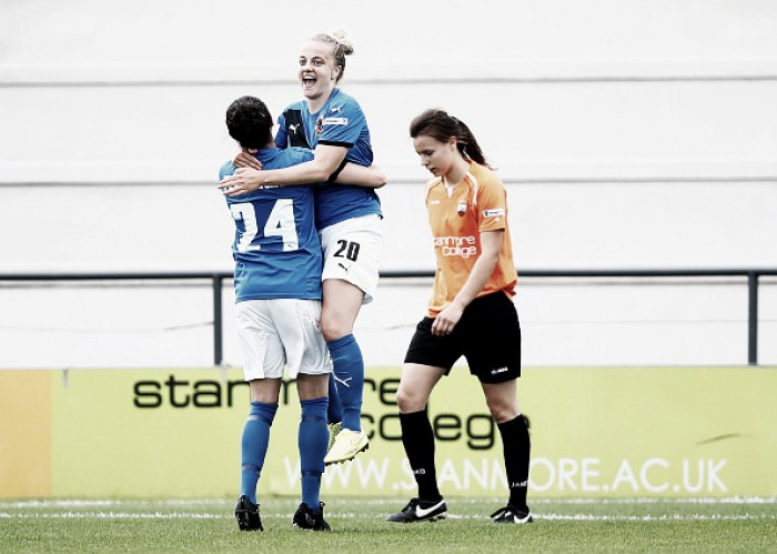 WSL 2 Week Eight Round-up: Everton and Durham switch places in an otherwise unchanged table